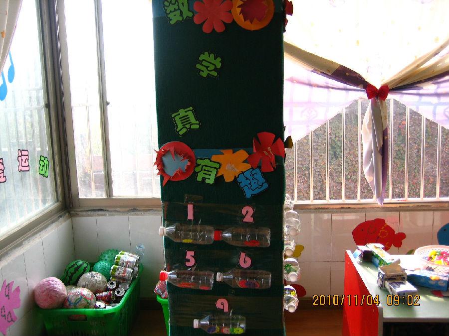 作业标题:幼儿园环境创设
