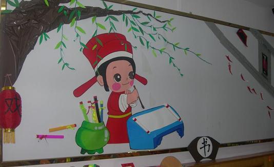 """刘玉梅的作业-幼儿园环境创设与案例观摩-""""国培计划"""""""