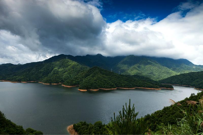 """""""山水武宁""""—世界50个中国最美的小城之一(我的家乡)"""