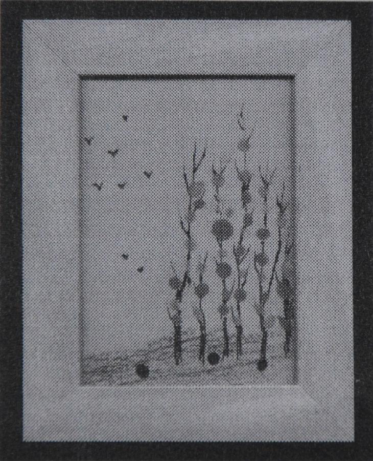 彩泥风景装饰教室